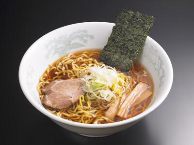正油ラーメン|中華料理 東京五十番
