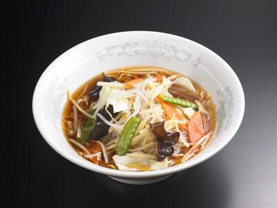 野菜ラーメン(正油・塩)|中華料理 東京五十番