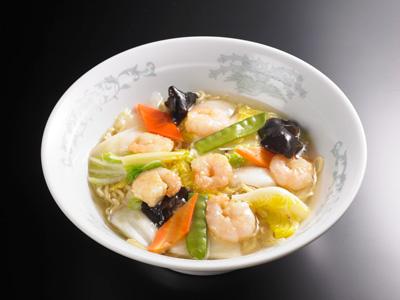 あんかけ塩ラーメン|中華料理 東京五十番