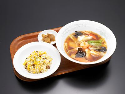 広東セット|中華料理 東京五十番