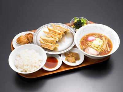 10番セット|中華料理 東京五十番