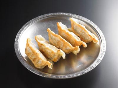焼き餃子(5ケ)|中華料理 東京五十番