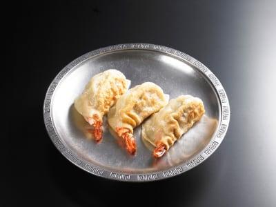 大えび餃子(3ケ)|中華料理 東京五十番